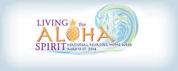 National Nursing Home Week 2014