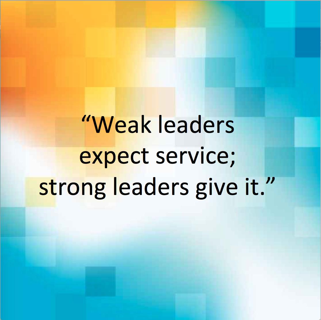 Keep on the Right Path through a Servant Leadership Focus ...